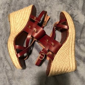American Eagle Outfitters Shoes - American Eagle Outfitters wedges